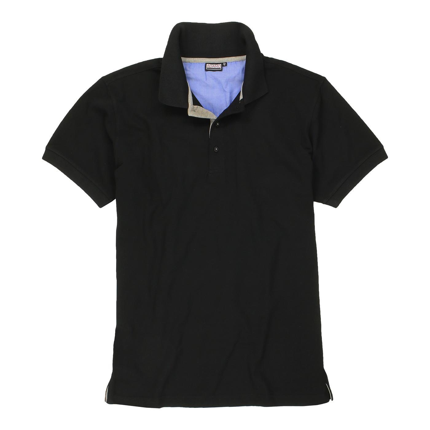 Adamo Paul Herren Pique Poloshirt BAUMWOLLE XXL-6XL