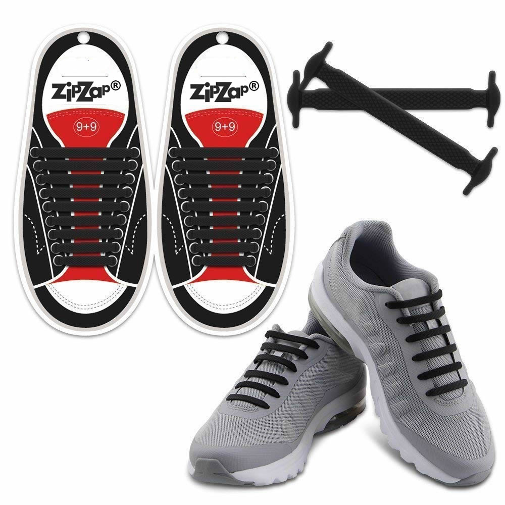 ZipZap Elastische Silikon Schnürsenkel Schuhbänder