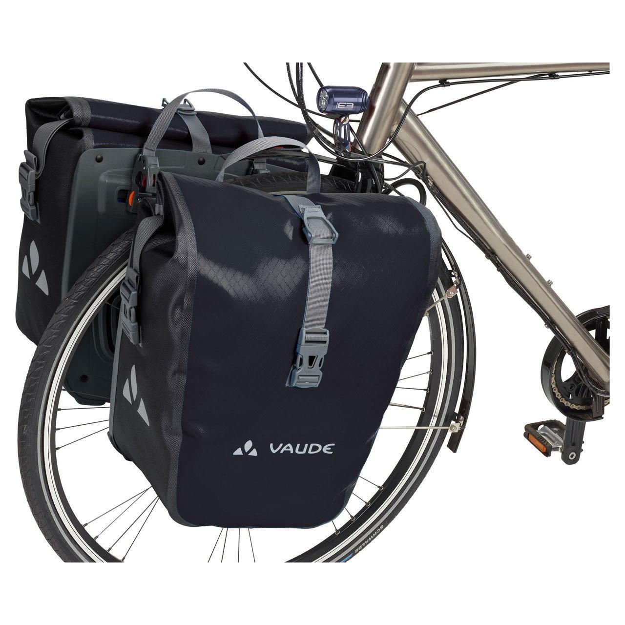 VAUDE Aqua Front - Fahrradtaschen zum Radfahren - 2 Stück