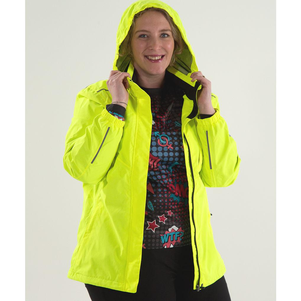 Protective P-Rain Damen Fahrradjacke Regenjacke