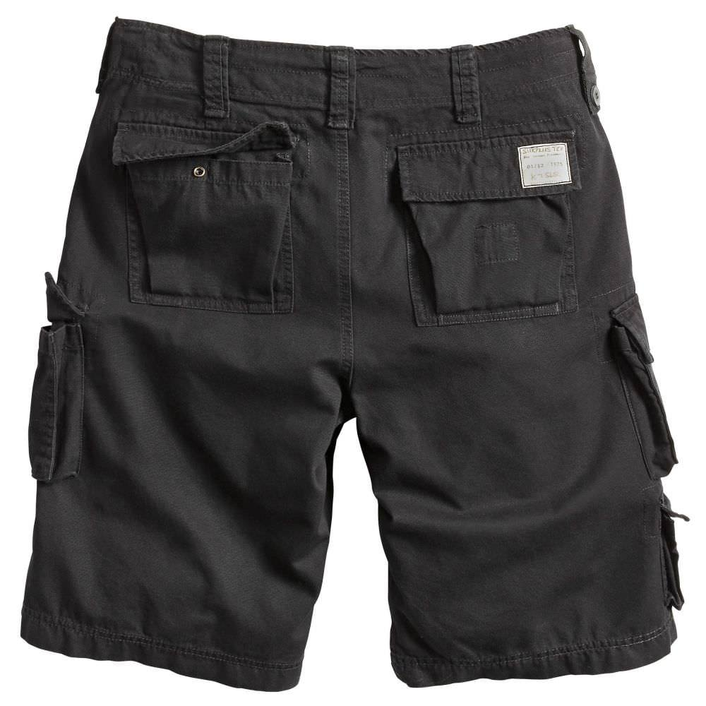 surplus trooper outdoor cargo shorts in gro en gr en online kaufen. Black Bedroom Furniture Sets. Home Design Ideas