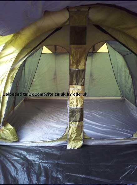 Vango Infinity 800 Aufblasbares Zelt Kaufen Bei Renner
