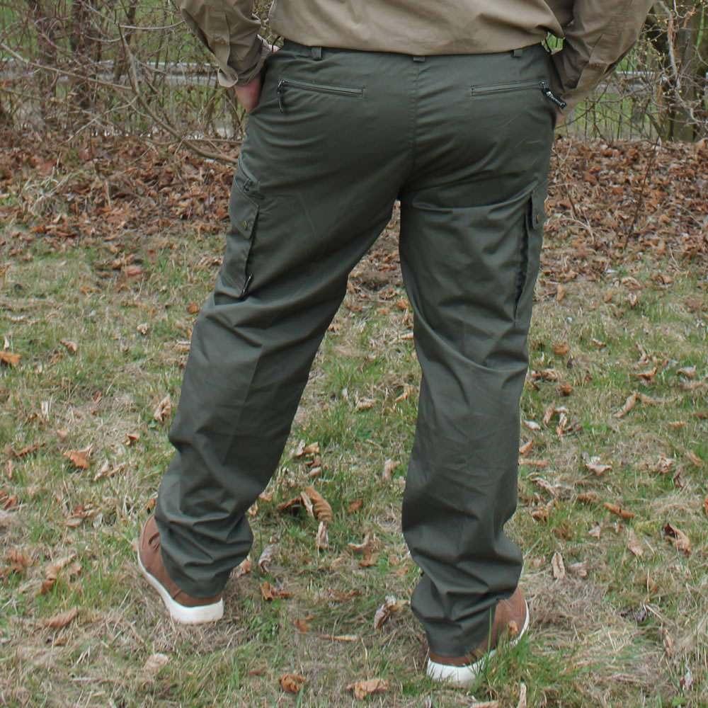 Pinewood Finnveden Winter Damen Wanderhose Herren grün Outdoor Trekking Hose