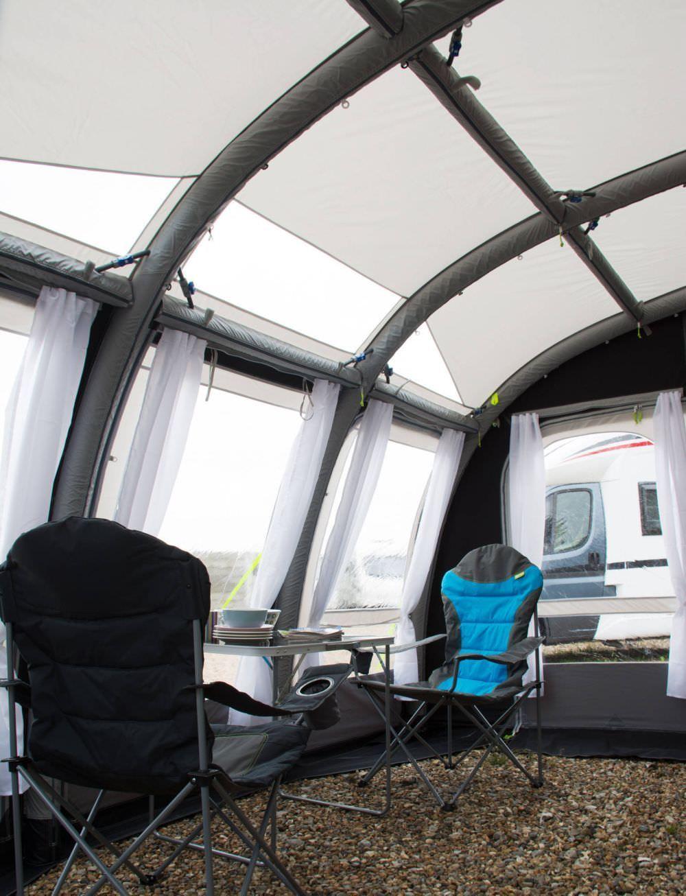 kampa rally air pro 390 vorzelt aufblasbar online kaufen. Black Bedroom Furniture Sets. Home Design Ideas