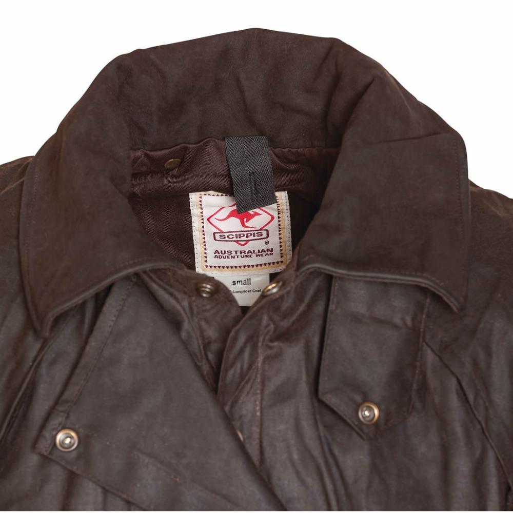 Mantel Longrider Wachs Kaufen Coat Bei Langer Scippis Übergrößen 6aF4wqwI