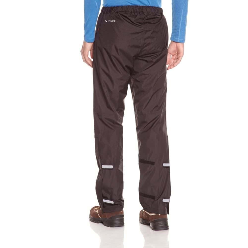 VAUDE Me Drop Pants II Herren Regenhose Rad-Hose 56 56-Short 58 NEU