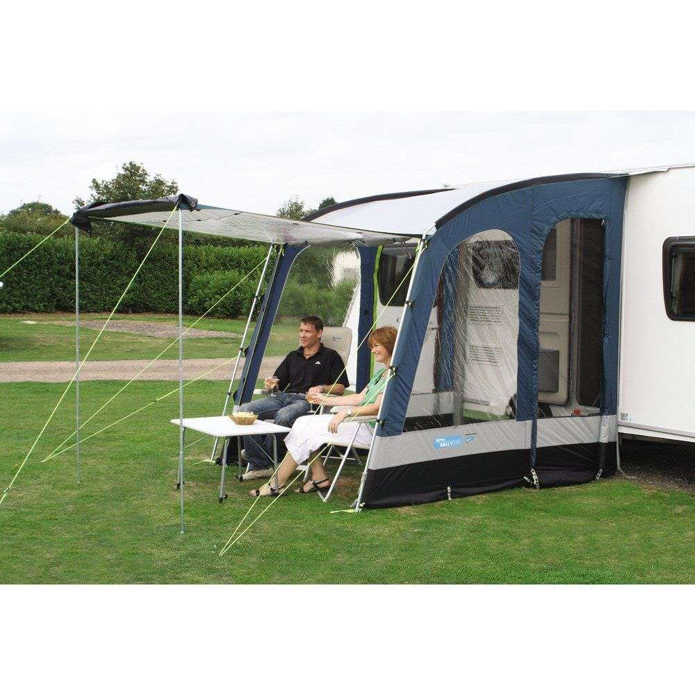 kampa rally 200 vorzelt f r caravan wohnwagen. Black Bedroom Furniture Sets. Home Design Ideas