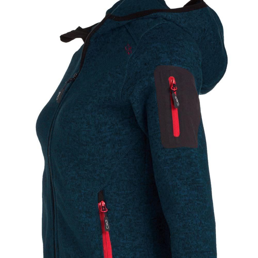 Jacken Cmp Campagnolo Übergröße Strick Fleece Frauen rdxoWCBeQE
