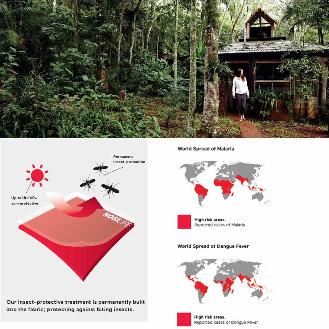 Craghoppers Herren Nosilife Jungle Hut