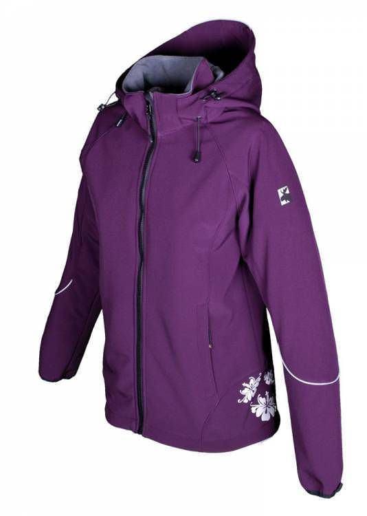 Deproc Nigel Peak Damen Softshell Jacke (große Größen