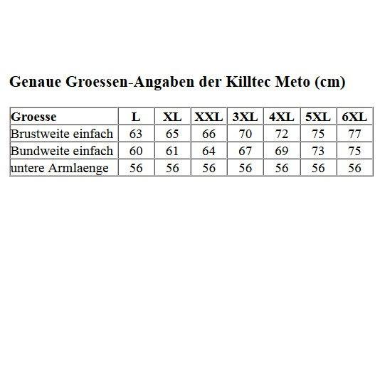 hot sale online 854bb 2b45d Killtec Metor II - wasserdichte Herren Skijacke Übergrößen ...