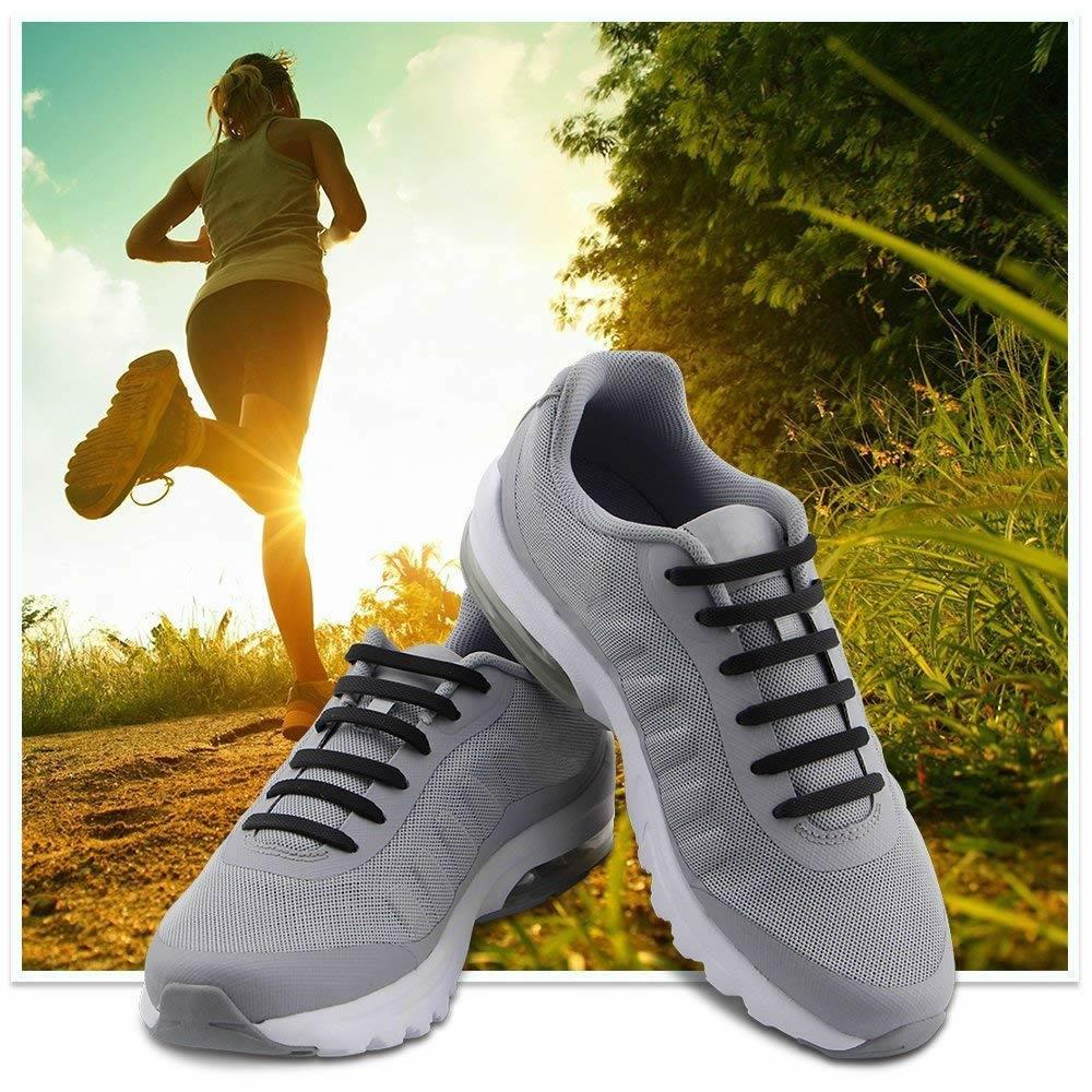 ZipZap® Elastische Silikon Schnürsenkel Schuhbänder