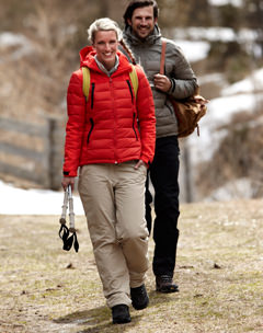 Frauen Trekkinghosen