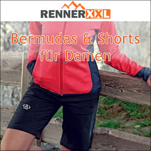 Damen Bermudas und Shorts