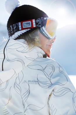 Skihosen und Skijacken in Übergröße