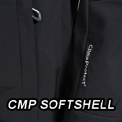 CMP Softshell Material