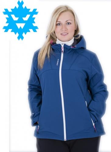 Skijacke für Damen in Übergröße