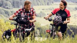 Herren und Damen Rad-Shirts