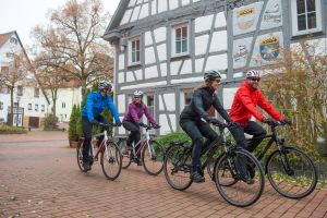 Image Radfahrer