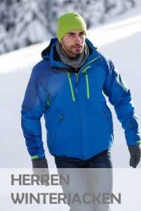 Winterjacke für Herren zum Skifahren