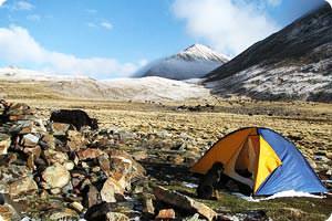 Trekking Vorbereitung und Planung