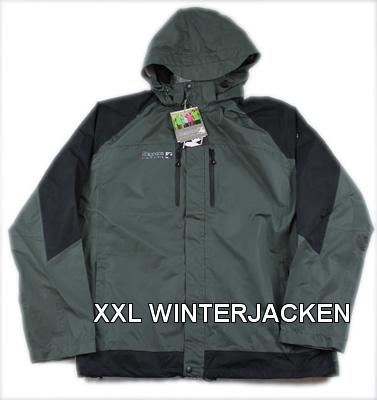 Winterjacken Größe XXL bis 4XL
